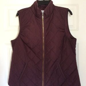 🌸Lightweight Diamond Quilted Vest🌸